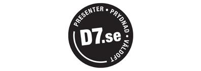 D7 Rabattkod Logo