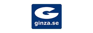 Ginza Rabattkod Logo